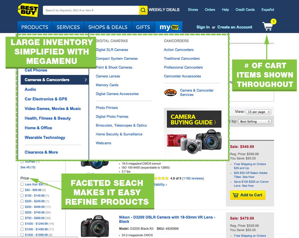 UX-Best-Practices-Best-Buy-Navitation